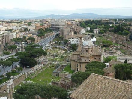 Historic sites (castle, palace, ruins, etc.) - Roman Forum