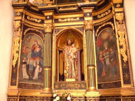 Motiv in der Kathedrale - Kathedrale Santa Maria