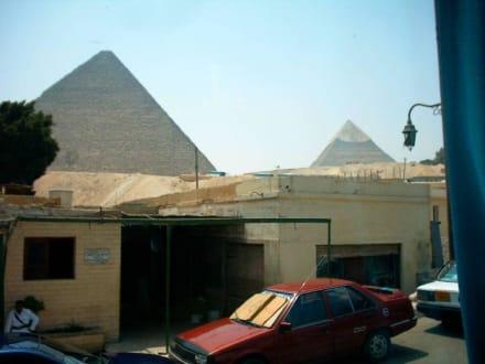 Kairo und die Pyramiden - Zentrum Kairo