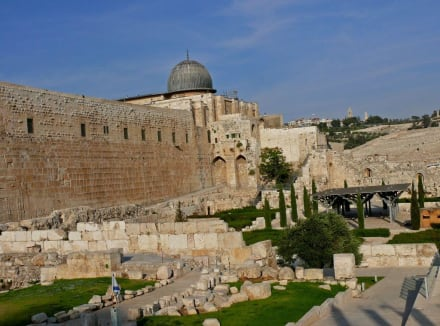 Al Aqsa Moschee - Al Aqsa Moschee