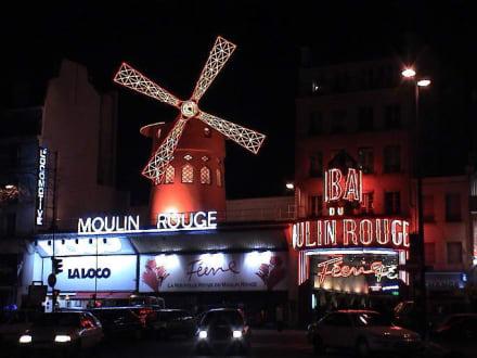 Gleich um die Ecke - Moulin Rouge