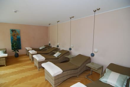 sauna ruheraum bild villa h gel in trier rheinland pfalz deutschland. Black Bedroom Furniture Sets. Home Design Ideas