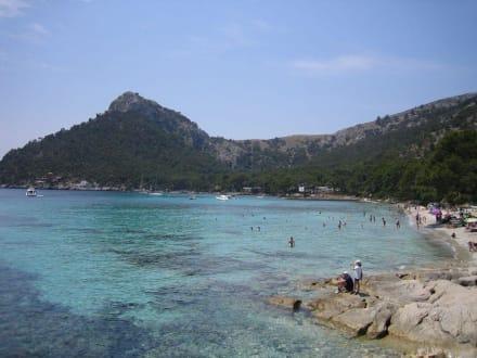 Strand Formentor - Platja de Formentor