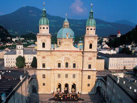 Salzburger Dom - Salzburger Dom