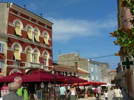 Stadtkern - Altstadt Porec