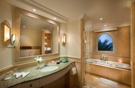 Marbel fitted bathroom -