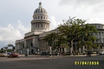 Kuba, Havanna - Kapitol