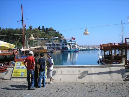 Ausflugsboote  - Hafen Antalya