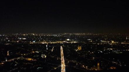 Paris bei Nacht - Tour Montparnasse