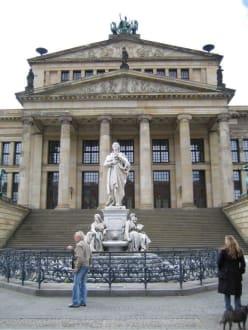 Am Gendarmenmarkt... - Konzerthaus Berlin