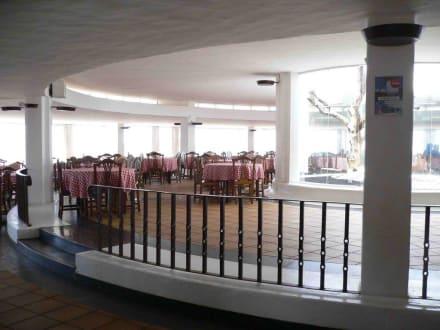 """Restaurant """"Cesar Manrique"""" - Fundacion Cesar Manrique"""