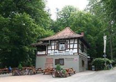 hohe warte haus bild hohe wart haus in aschaffenburg. Black Bedroom Furniture Sets. Home Design Ideas