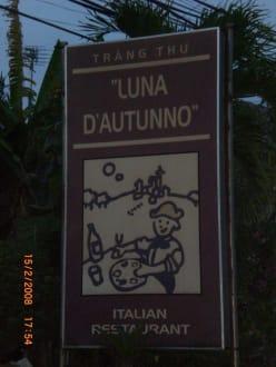"ital.Restaurant "" Luna D´ Autunno"" - Luna D'Autunno"