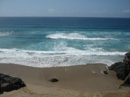Küste bei La Pared - Strand La Pared