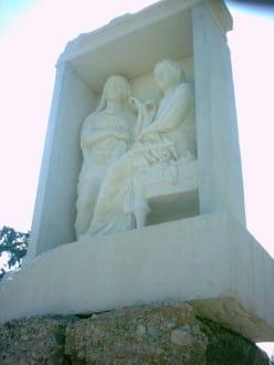 Das Grab der zwei Schwestern - Friedhof Kerameikos