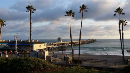 san clemente pier in san clemente holidaycheck. Black Bedroom Furniture Sets. Home Design Ideas