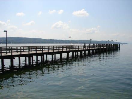 Schiffsanleger in Starnberg - Starnberger See
