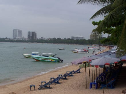 Strand Pattaya - Pattaya Beach