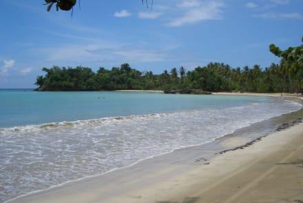 Super Strand ohne Touristenmassen - Strand Las Terrenas