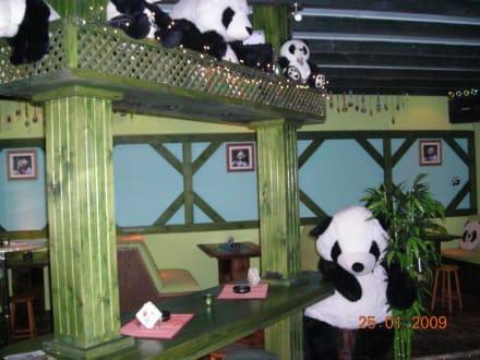 Überall sind Pandabären - Panda Bar (geschlossen)