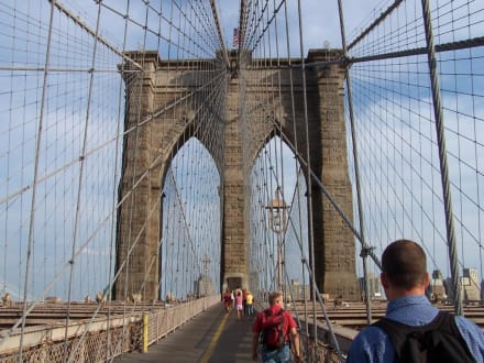 Manhatten - Brooklyn Bridge