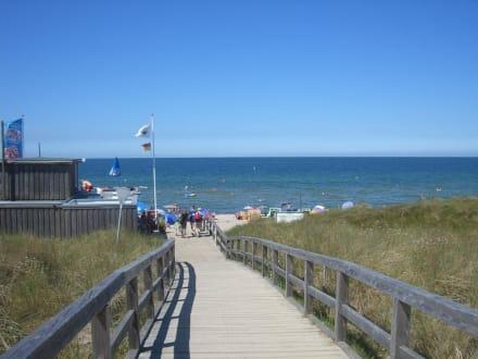Strand - Strand Wangels (Weissenhäuser Strand)