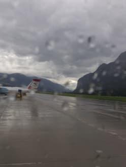 Innsbruck Flughafen - Flughafen Innsbruck (INN)