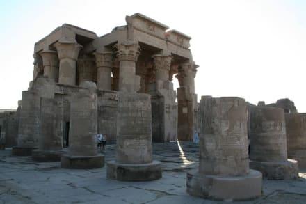 Kom Ombo, Tempel des Horus & Sobek - Doppeltempel Kom Ombo