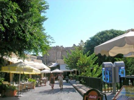 Rhodos-Stadt - Altstadt Rhodos Stadt