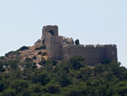 Burg/Palast/Schloss/Ruine - Kastell Kritinia