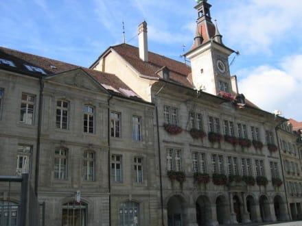 Rathaus von Lausanne - Rathaus