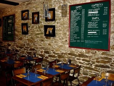"""Restaurant """"Le Zouave"""" Collioure - Restaurant Le Zouave"""