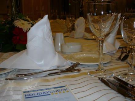 Gala-Dinner - HolidayCheck Award Gala