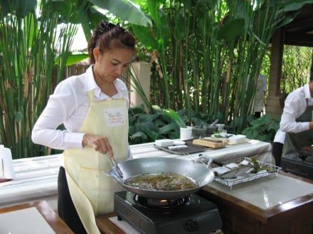 Kochstellen - Kochschule Kaohom