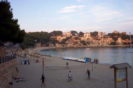 Strand am Abend - Strand Porto Cristo