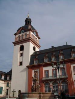 Schloss-Kirche - Schloss Weilburg