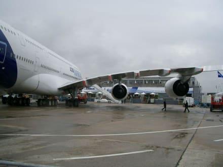 A 380 Paris Airshow 2005 - Paris Airshow