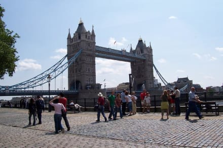 Tower Bridge - London - Tower Bridge