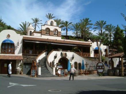 Ausflug El Monasterio - Restaurant Mesón El Monasterio