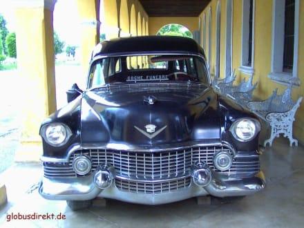 Auto ohne Worte 1 - Altstadt Havanna