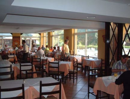 Restaurant/Buffet -