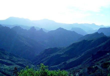 Montaña azul - Azulejos