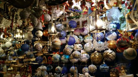 Weihnachtsdeko Christbaum - Christkindlesmarkt