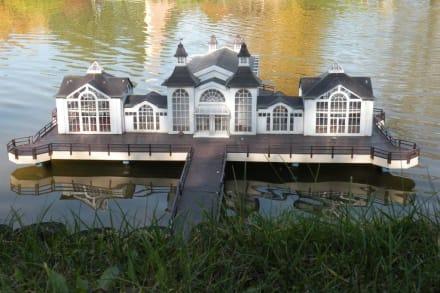 Seebrücke - Miniaturwelt Lichtenstein