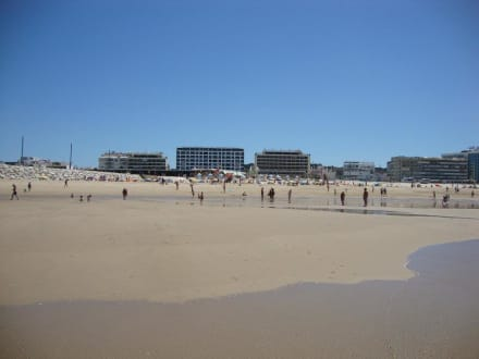 Costa de Caparica - Strand Costa da Caparica