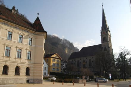 Religious sites (churches, temples, etc.) - Downtown Vaduz