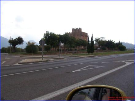 Blick auf Torre de Canyamel - Torre de Canyamel