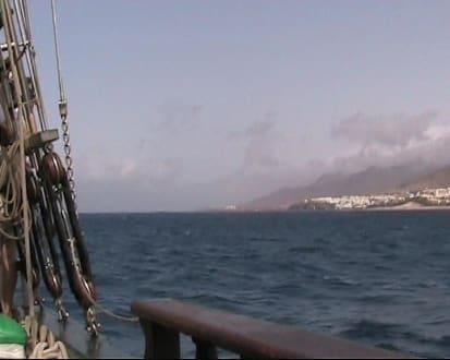 Das Piratenschiff - Piratenschifffahrt Morro Jable