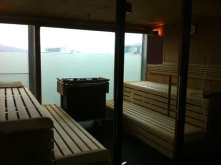 sauna bild hotel kameha grand bonn in bonn nordrhein westfalen deutschland. Black Bedroom Furniture Sets. Home Design Ideas