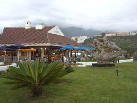 Das Casino-Restaurant - Casino Taoro